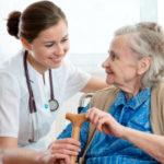 Bed Ridden Stroke Patient Care