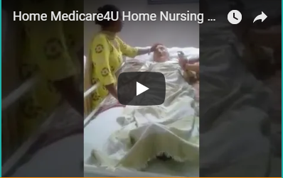 home nursing care service at home