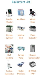 Medical Equipment At Home