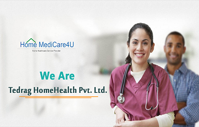 Attendant And Nursing Care For Patient At Home