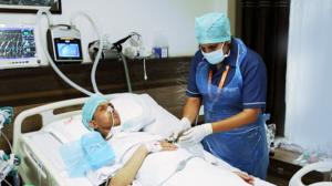 Home ICU Care