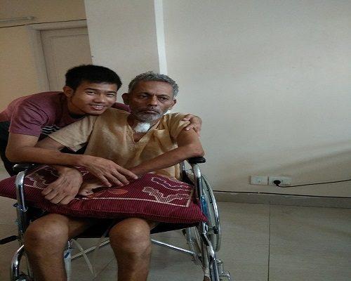 Home Attendant For Elderly